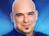 Chef Michael Symon, an Iron Chef and Food Network host, will be in Baltimore Friday August 6 as host of a Food Feuds episode at Rash Field.